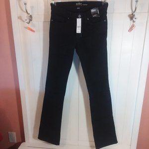 NY&Co Soho Bootcut Black Jeans Size 2 NWT